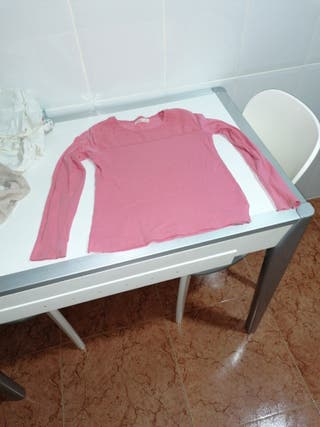 camisa rosa chica sfera