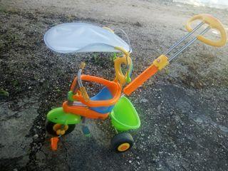 triciclo o bici de paseo