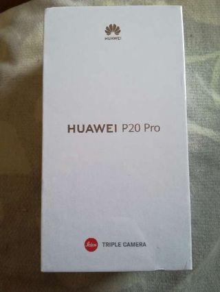 Huawei p20 pro azul precintado