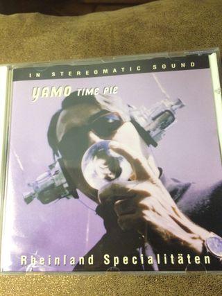 "Yamo ""Time pie"""