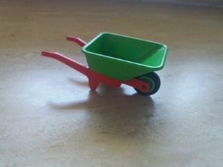 Playmobil carretilla
