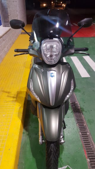 Beverly Sport Touring 350 ABS ASR