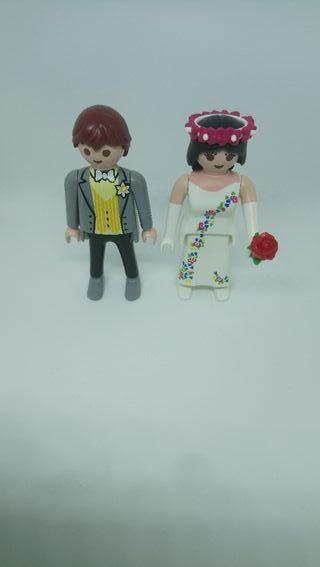 Playmobil Pareja regalo de bodas
