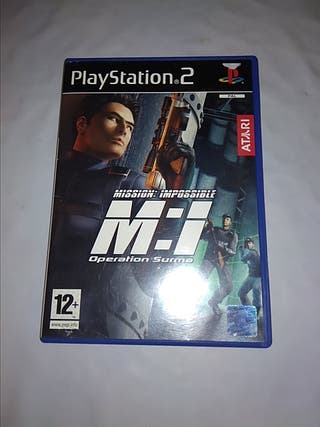 Mision Imposible Play 2