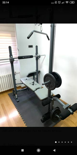 maquina gimnasio