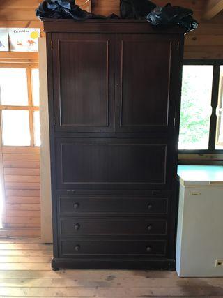 Mueble Escritorio de madera