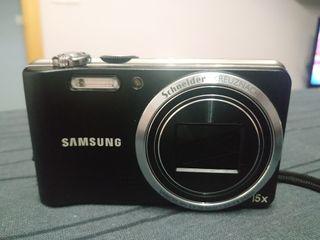 Cámara Samsung WB650(zomm óptico 15XAmoled 7'62cm)