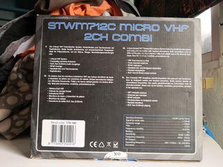 Stwm712C micro VHF 2H combi