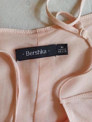 vestido Bershka