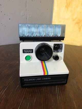 Cámara antigua Polaroid