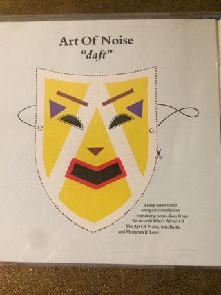 """The Art of Noise """"Daft"""""""