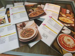 Libros de cocina,14NUEVOS