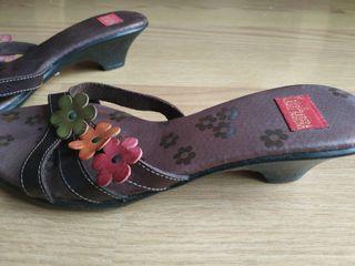 Zapatos piel verano
