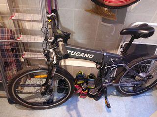 bici electrica de montaña plegable 1.350e