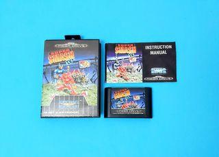 Super Smash TV / Mega Drive