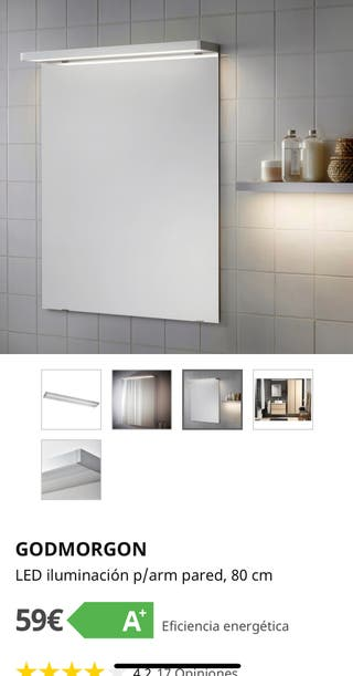 Iluminación LED 80cm - Godmorgon - IKEA