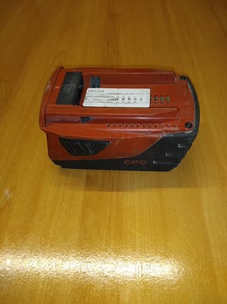 Bateria de taladro HILTI
