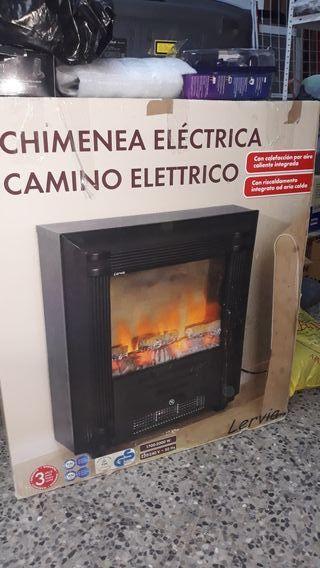 CHIMENEA ELECTRICA