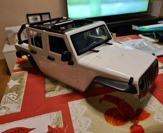 Body Jeep Wrangler 313 mm