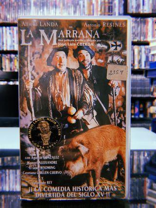 La Marrana VHS