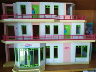 HOTEL PLAYMOBIL COMPLETO