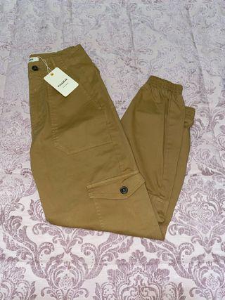 Pantalon camel