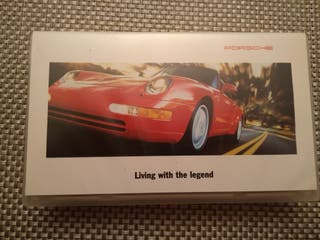 Porsche Cars 911 VHS Video oficial