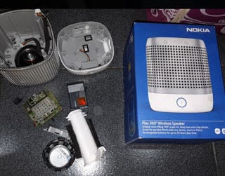 altavoz Nokia 360°