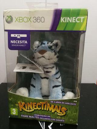 Kinectimals edición coleccionista