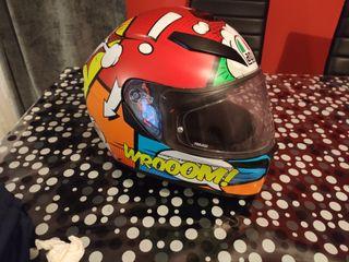 casco de moto agv k3 ballon