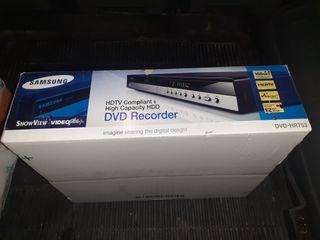DVD CON DISCO DURO