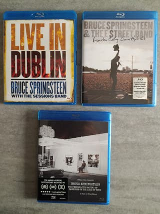 BRUCE SPRINGSTEEN BLU-RAY