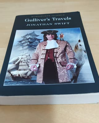 Libro: Gulliver's Travels, de Jonathan Swift