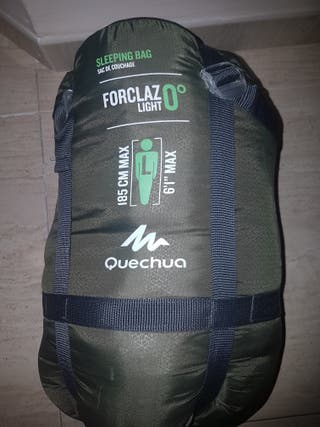 Saco de dormir Quechua Forclaz Light 0°C