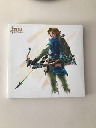 Cuadro Lienzo Zelda