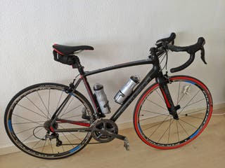 Bicicleta carretera carbono. Centurion Gigadrive