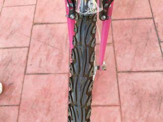 bicicleta de chica 24''