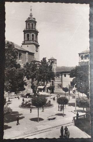 BAZA (Granada). POSTAL ANTIGUA