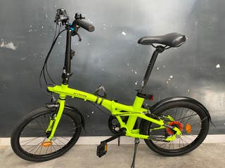 Bicicleta TWIN Plegable