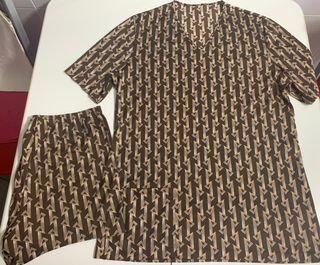 Pijama hombre talla M buen tejido