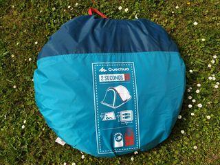 Tienda de campaña Quechua 2 seconds 2. Refugio