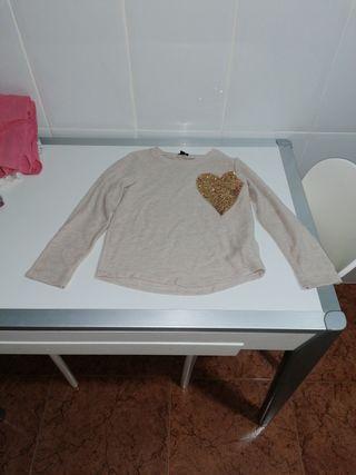 camisa manga Larga kiabi