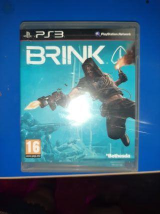 Videojuego Brink PS3