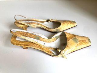 Zapatos de piel Acosta num.36
