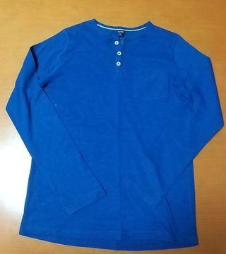 Camiseta niño manga larga talla 12