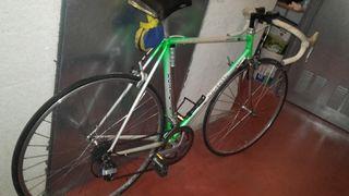 Bicicleta de aluminio de carretera