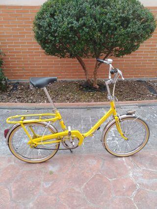 Bicicleta clasica Peugeot Movesa