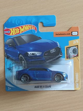 Audi RS5 - Hotwheels