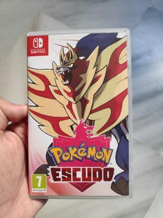 Pokemon escudo