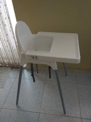Vendo trona de Ikea